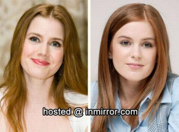 Celebrities who Look Similar. Part 3 (27 pics)