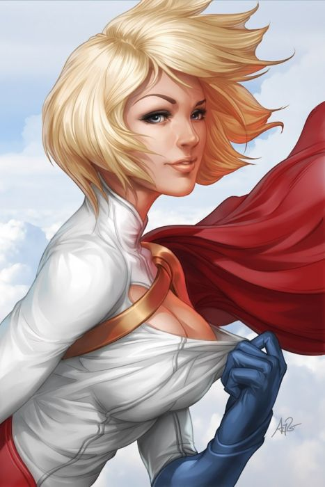 Awesome Collection of Art by Artgerm (120 pics)