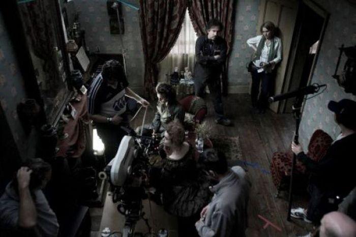 Behind the Scenes (103 pics)