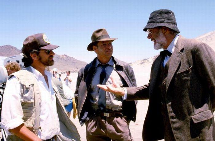 Grandes Films, Grandes Detras De Ecena