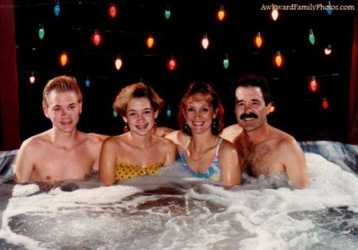 Funny Family Photos (39 pics)