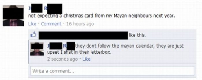 Facebook Updates Done Right (16 pics)