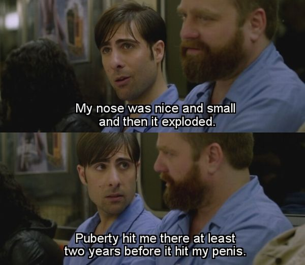Funny TV and Movie Screencaps (28 pics + 15 gifs)
