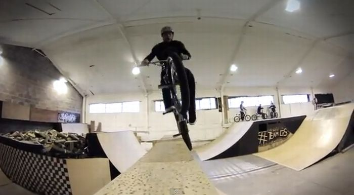 Mark Webb - The Webbie Show - TotalBMX (video)
