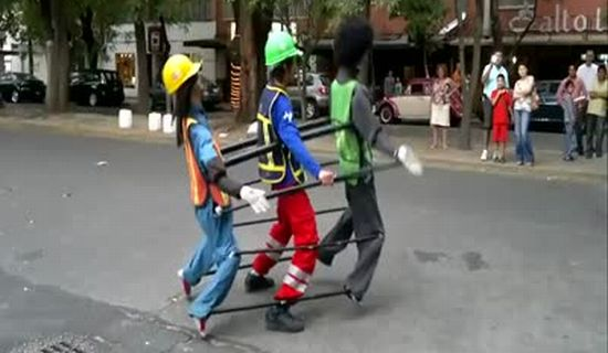 Awesome Funny Street Dance