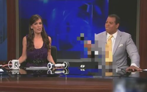Funny Unnecessary News Censorship 2011