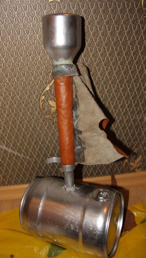 DIY Viking Hammer (14 pics)