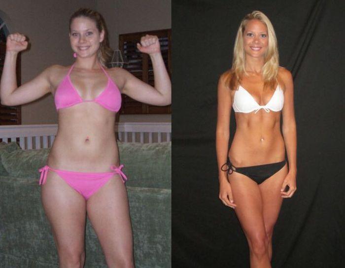 Amazing Transformations. Part 5 (45 pics)
