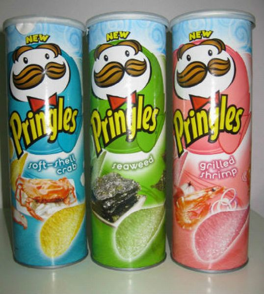 Rare Snacks and Drinks Made by Famous Brands (30 pics)