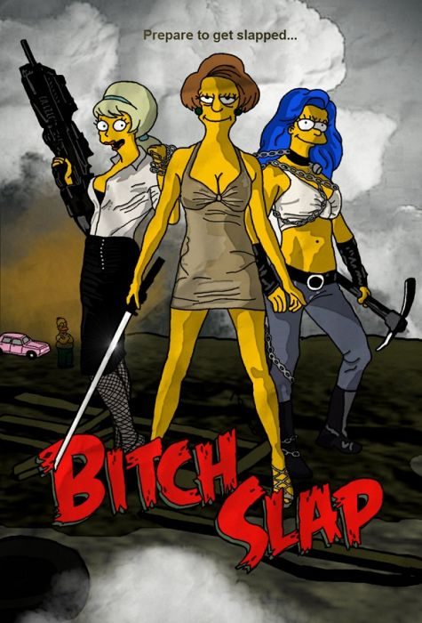 Movie Poster Parodies Featuring Simpsons (21 pics)