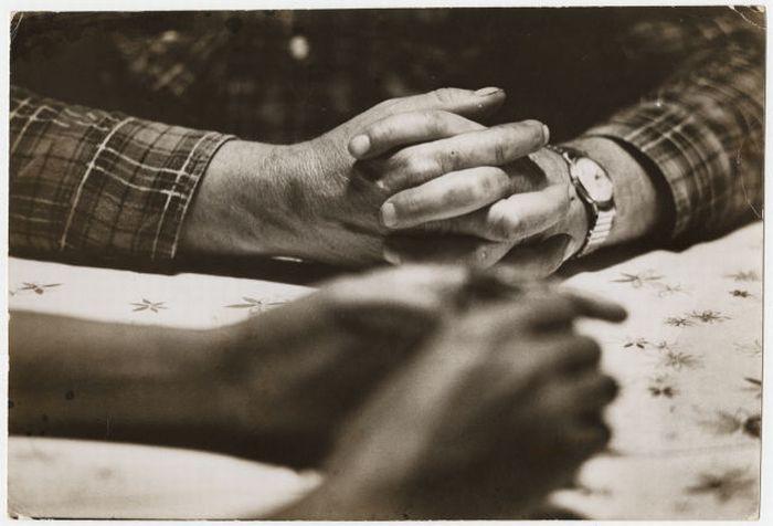 Black & White Love Story (12 pics)
