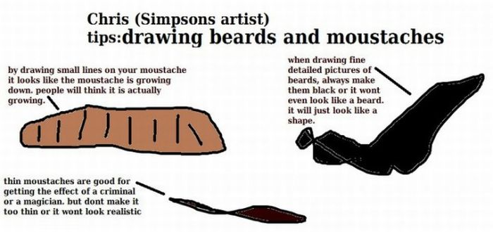 Drawing Tips (12 pics)
