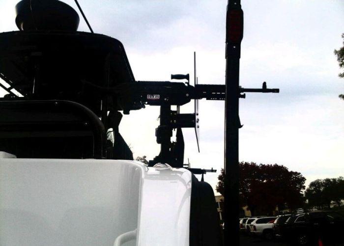 Bad Ass Boat of Texas Highway Patrol (6 pics)