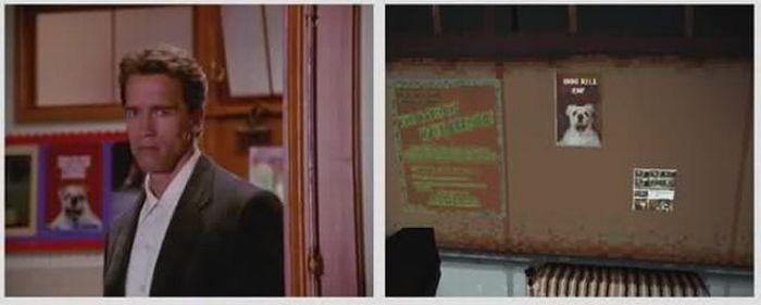The Kindergarten Cop vs Silent Hill (6 pics)