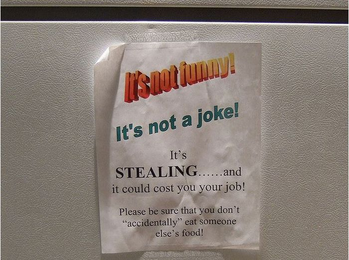 Hysterical Fridge Notes (21 pics)