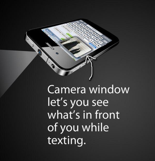 iPhone Texting Concept (4 pics)