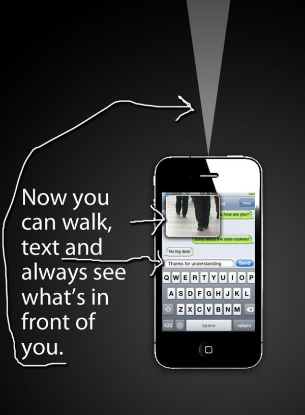 iPhone Texting Concept (4 pics)
