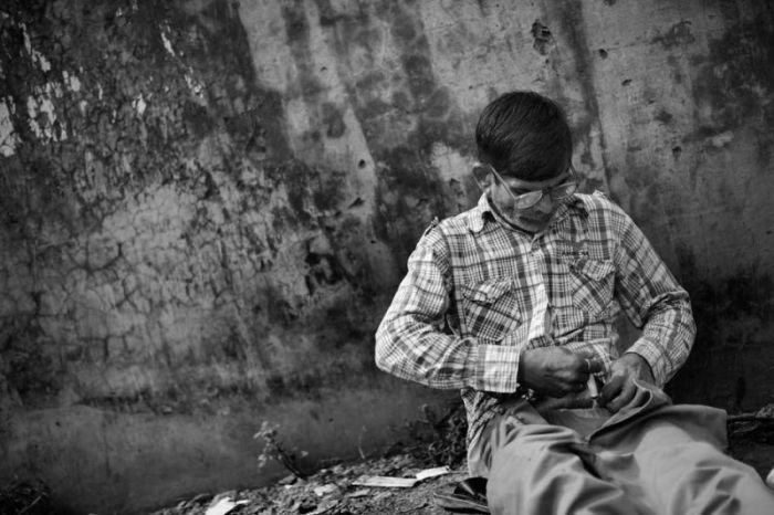 Heroin Addicts of India (42 pics)
