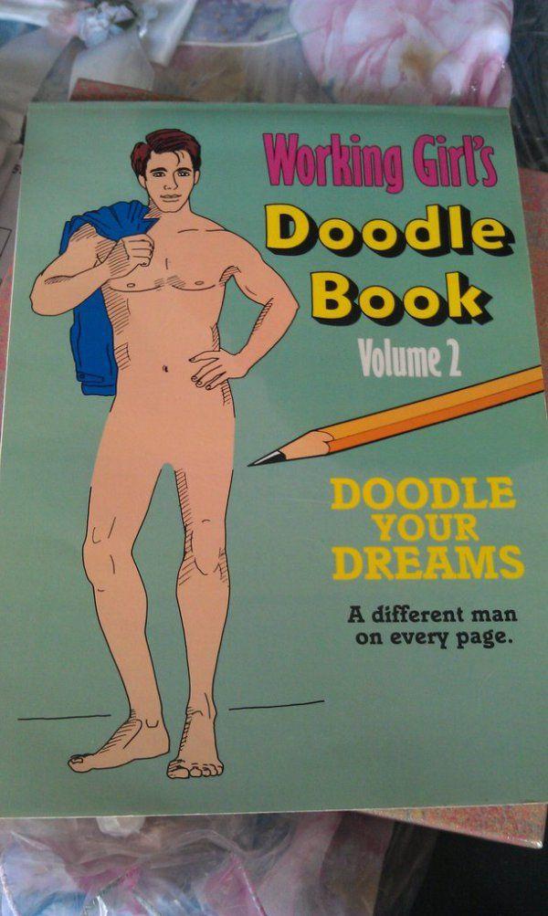 Doodle Book (2 pics)