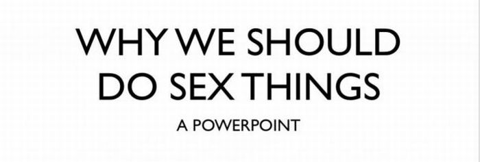 Do-Sex-Things Powerpoint (8 pics)