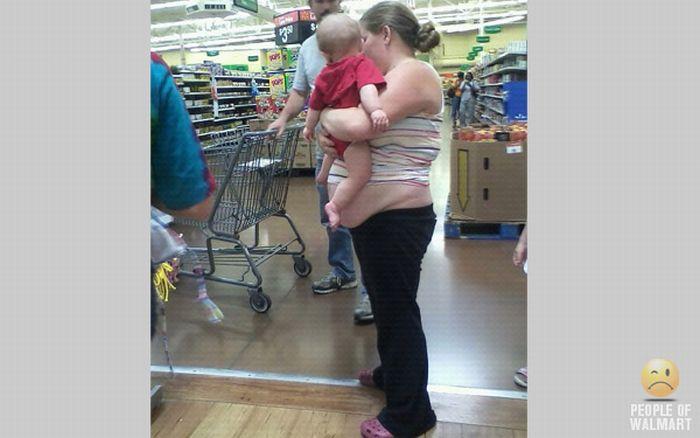 People of WalMart. Part 15 (60 pics)