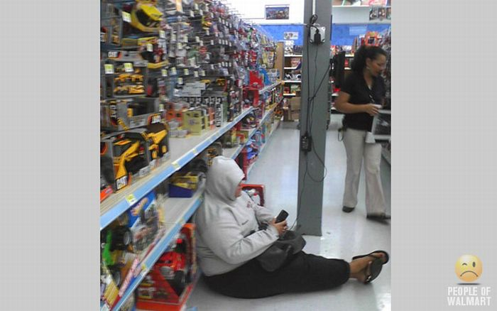 People of WalMart. Part 15 (60 pics)