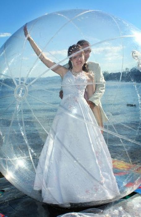 Unusual Wedding Pictures (18 pics)