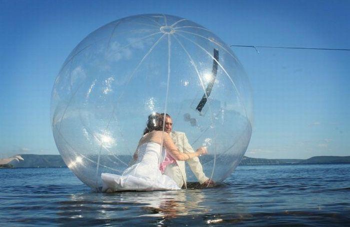 Unusual Wedding Pictures (18 pics)