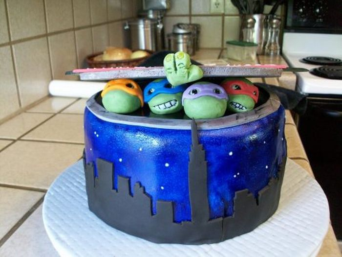 Awesome Cakes (30 pics)