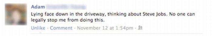 The Most Unforgivable Facebook Statuses (35 pics)