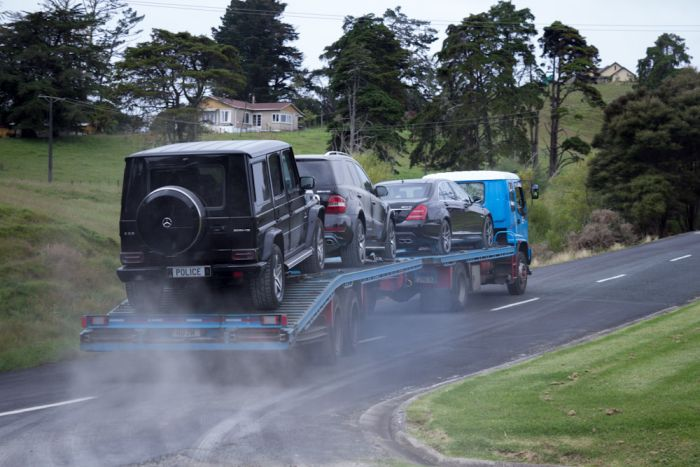 Kim Dotcom and His Cars (11 pics)