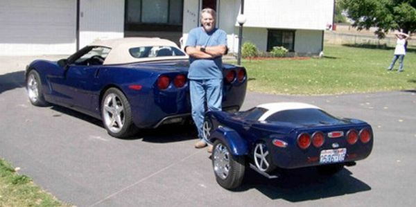 Amazing Car Trailers (15 pics)