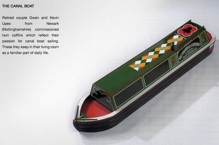 Crazy Coffins (22 pics)