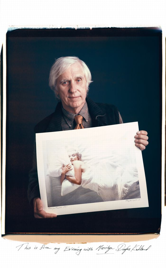 Famous Photographers Pose With Their Most Iconic Images (13 pics)