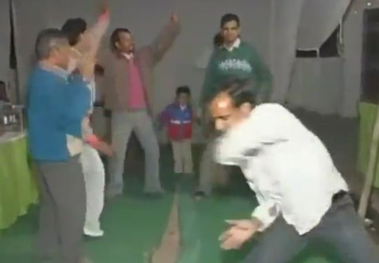 Craziest Indian Man Dance