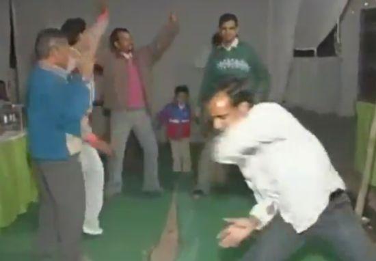 Craziest Indian Man Dance