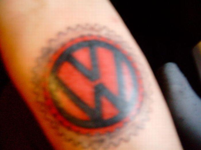 VW Tattoos (23 pics)