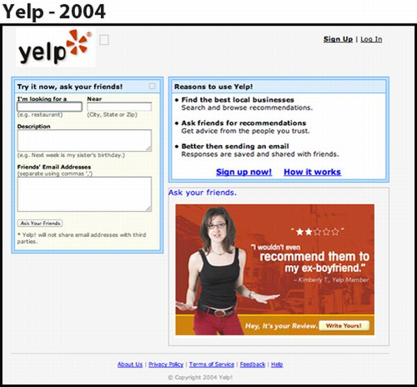 When Websites Were Young (19 pics)