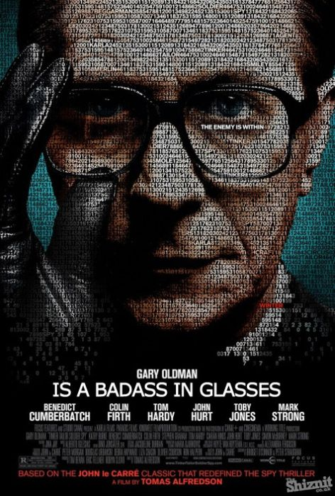 2012 Oscar-Nominated Movie True Posters (15 pics)