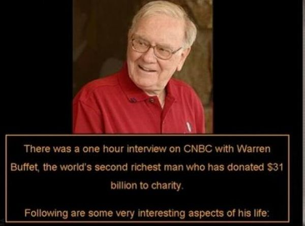 Pearls of Wisdom from Warren Buffett (11 pics)