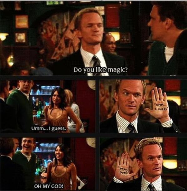 barney stinson personality Tvandmovies which how i met your mother character are you it's gonna be legen wait for it dary.