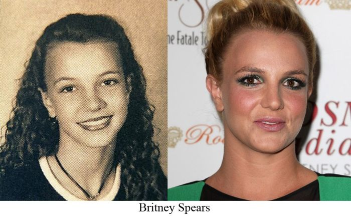 Celebrities Then and Now (31 pics)