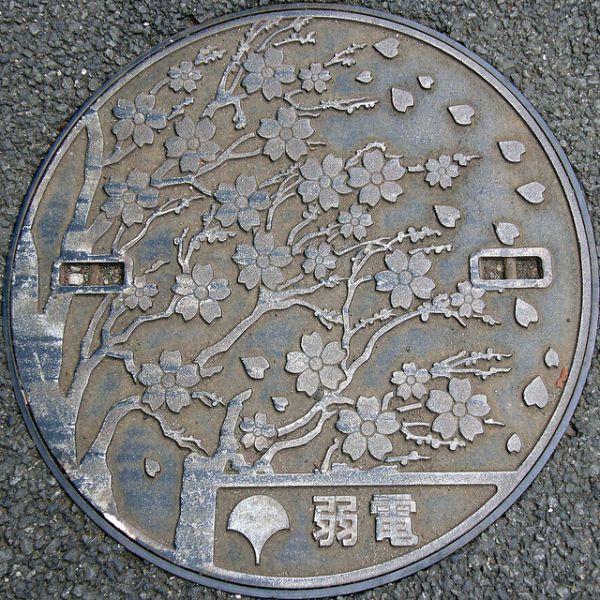 Japanese Manholes (28 pics)
