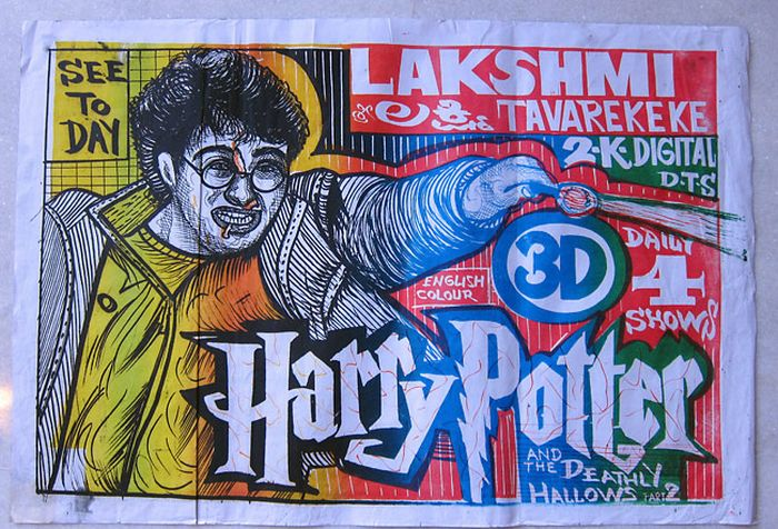 Movie Posters from India (11 pics)