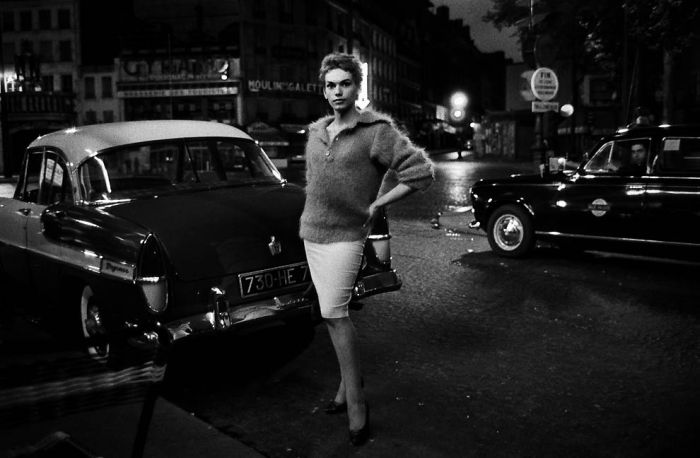 Paris Night Life in the 1950's (21 pics)