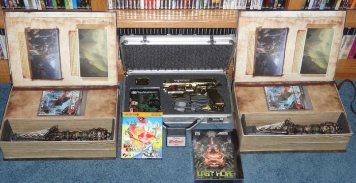 This Collection Has All 1,850 PlayStation 2 Games (6 pics)