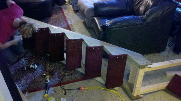 DIY Home Theater (37 pics)