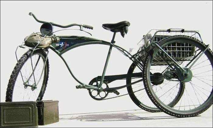 Custom Bikes (25 pics)