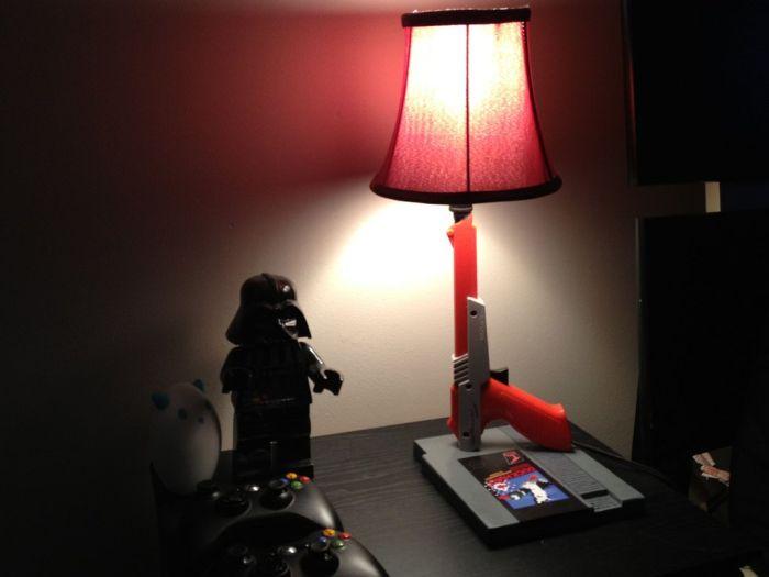 Duck Hunt Lamp (13 Pcs)