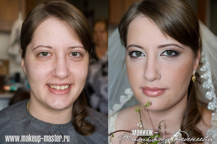 Russian Girls With And Without Makeup 42 Pics-6154